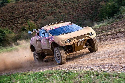 Dakar: primo test per la 4x4 Prodrive di Loeb e Roma