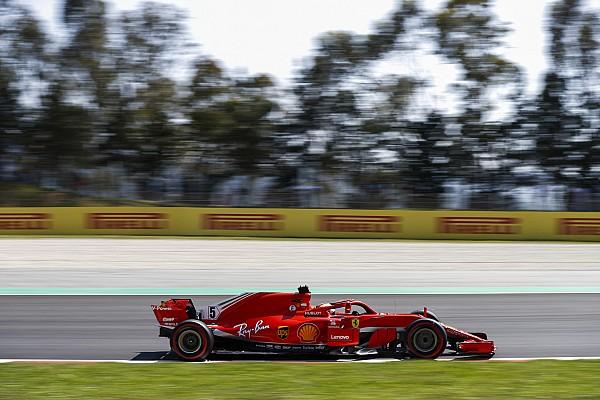 Хэмилтон заподозрил Ferrari в намеренном занижении темпа