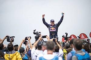 Dakar Relato de estágio Sainz é campeão em despedida da Peugeot do Dakar