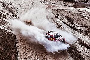 Dakar Etappenbericht Dakar 2018: Al-Attiyah gewinnt Etappe 13 - Crash von Peterhansel