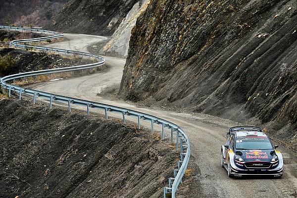 WRC Monte Carlo: Ogier houdt halve minuut voorsprong over
