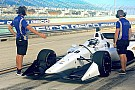 IndyCar Команда Carlin провела первые в своей истории тесты IndyCar