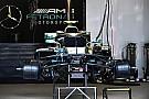 Fórmula 1 Mercedes tiene soluciones provisionales en Bakú