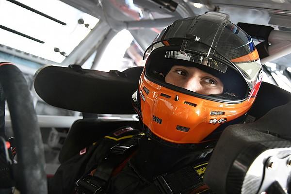 NASCAR XFINITY Noticias El novato Kaz Grala encontró el ritmo de carrera