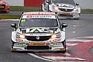 BTCC Donington BTCC: Cook converts pole to maiden win