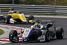 Евро Ф3 Ахмед впервые выиграл гонку европейской Формулы 3
