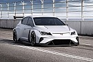 Touring Details of E TCR electric touring car concept revealed