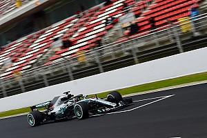 Sky Sports zendt eerste wintertest Formule 1 deels live uit