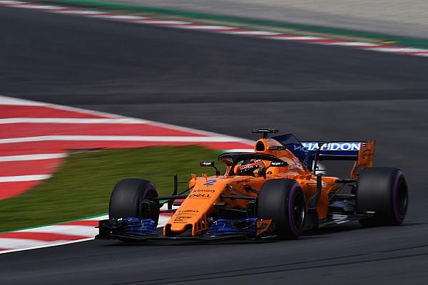 Boullier: Gerçek 2018 McLaren aracı İspanya'da görülecek
