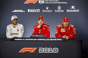 Formula 1 Press conference Australian GP: Post-race press conference