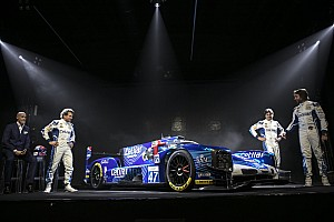 ELMS Conferenza stampa Cetilar Villorba Corse: ancora ELMS e Le Mans con la Dallara LMP2