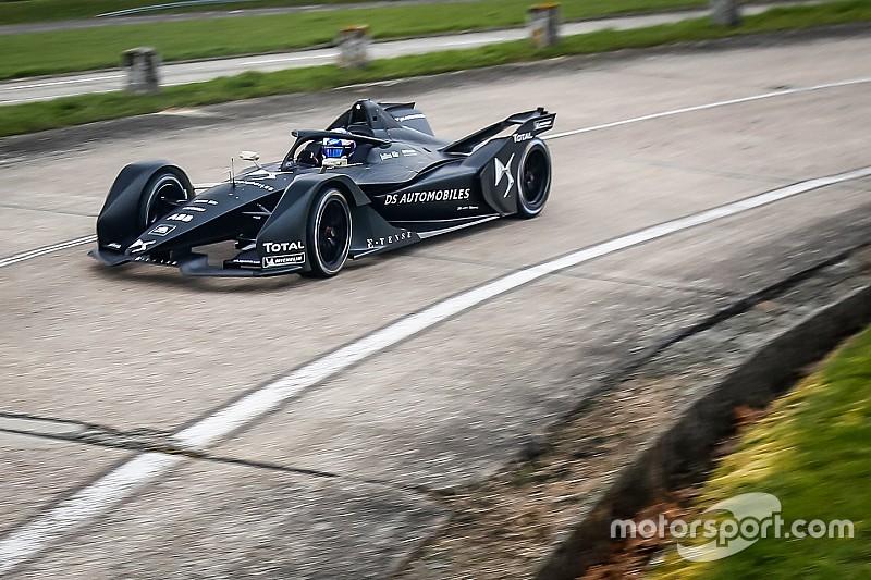 Techeetah anuncia su colaboración con DS en la Fórmula E