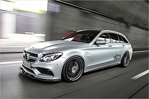 Automotive News 340 km/h im Väth-C-63