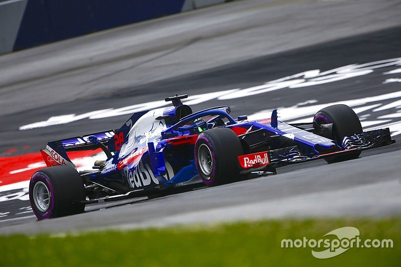 Honda ganti mesin, Hartley start terakhir