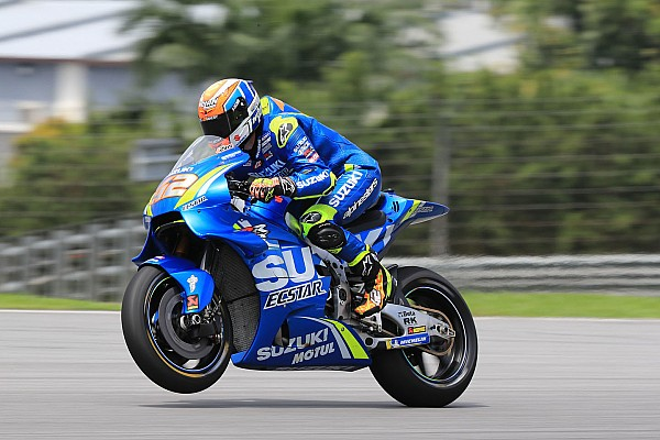 Керівник Suzuki в MotoGP: Мета – боротися з найкращими