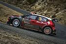WRC Breen a essayé de faire abstraction du Tour de Corse, sans succès