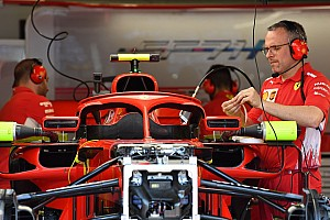 Así lucen los espejos de Ferrari en el Halo para el GP de Mónaco