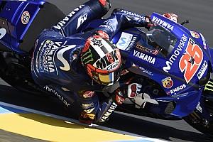 MotoGP Practice report FP3 MotoGP Prancis: Vinales pimpin sesi, Marquez terjatuh