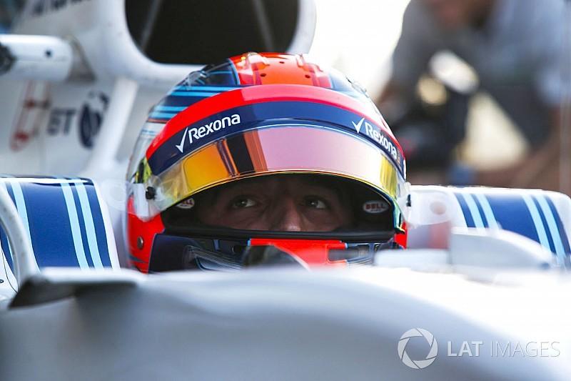 Pirelli: Kubica'nın dönüş için sadece zamana ihtiyacı vardı