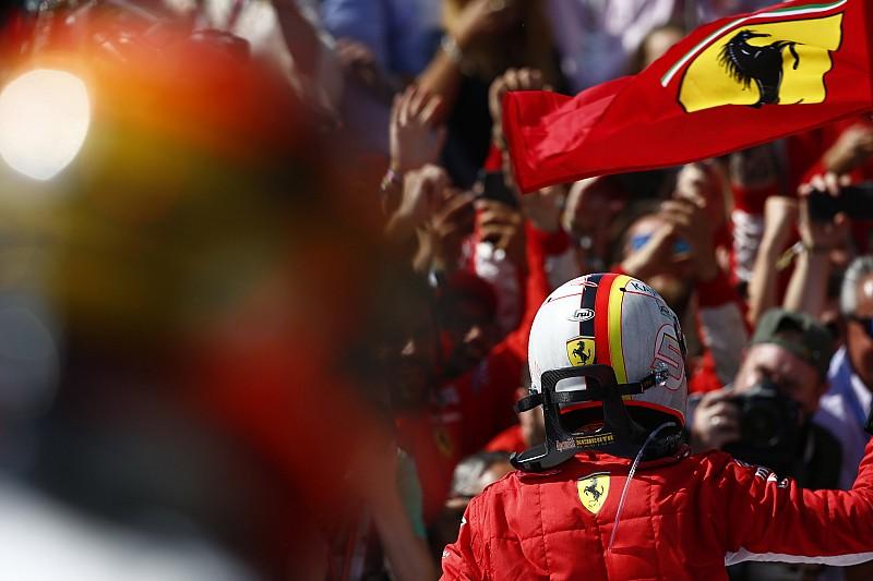 Kulisszatitkok Silverstone-ból: Räikkönen mindent rosszul csinált, Gro megkapta, Vettel reklamált