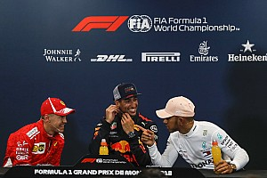 Fórmula 1 Noticias Vettel y Hamilton sabían que Ricciardo lograría la pole