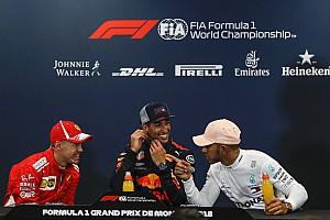 Vettel ve Hamilton, pole'ü Ricciardo'nun alacağından eminmiş