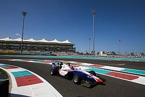 GP3 Репортаж з гонки GP3 в Абу-Дабі: перша перемога Бокколаччі
