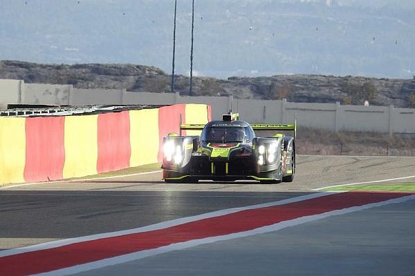 Dillmann keen on ByKolles drive after Aragon test