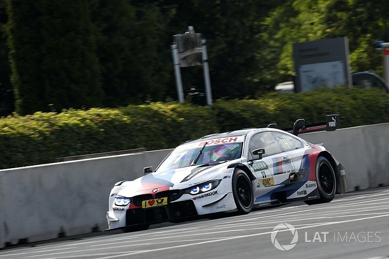 Norisring DTM: Wittmann wins, Glock and Paffett clash again