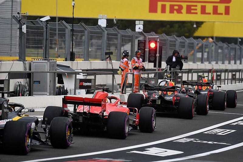 F1 establecería esta semana, las reglas del motor 2021