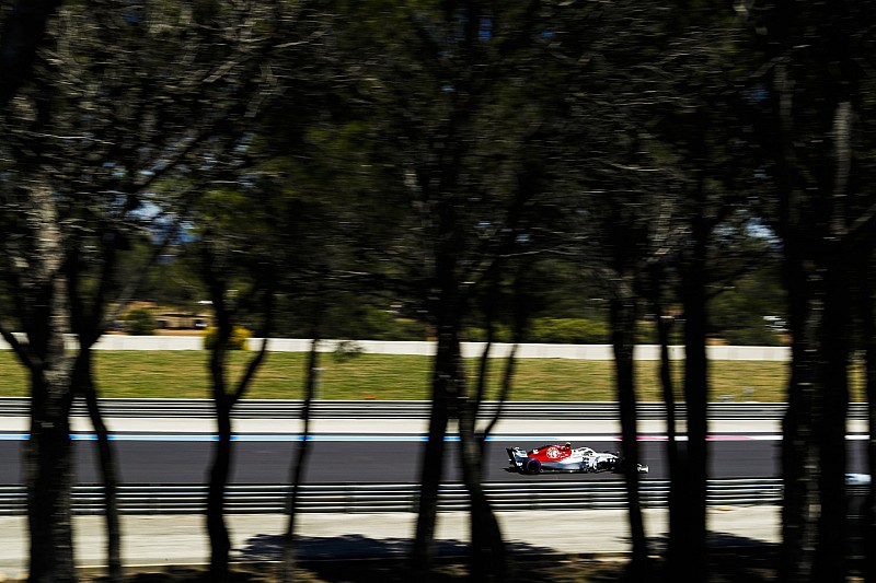 GALERI: Suasana dan aksi latihan GP Prancis