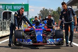 Formule 1 Actualités L'accord Honda contraint Toro Rosso à recruter