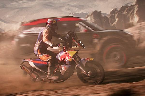 Virtual Breaking news VIDEO: Dakar 18 bawa salah satu reli tersulit ke dunia virtual
