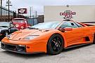 Un impresionante Lamborghini Diablo GTR del año 2000, a la venta