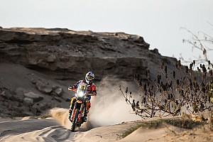 Dakar Stage report Dakar 2018, Stage 8: Meo outduels Brabec for win