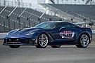 Auto La reine des Corvette au rendez-vous de l'Indy 500