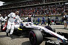 Forma-1 A Williams nem