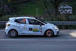 Le duo Vuistiner-Kummer s'impose dans le Clio R3T Alps Trophy