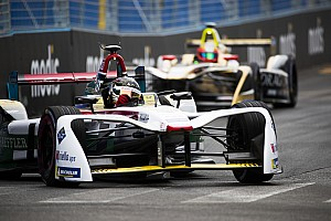 Formule E Réactions Vergne: