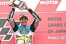 Raih kemenangan perdana setelah cedera, Marquez senang