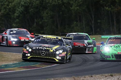 Se aplazan las 24 horas de Spa-Francorchamps