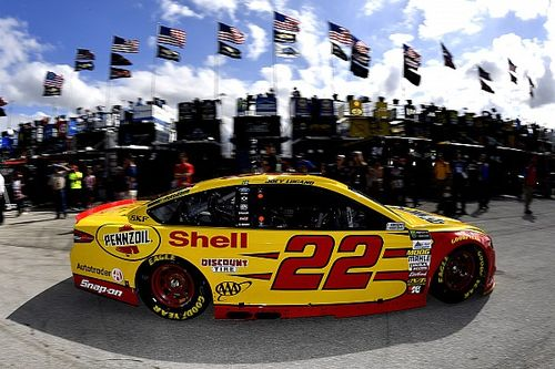 "Joey Logano anxious to put ""horror film"" of 2017 season behind him"