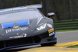 Lamborghini Super Trofeo Intervista Video, parla Agostini campione USA: