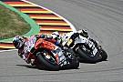 MotoGP Dovizioso's two-corner German GP strategy failed