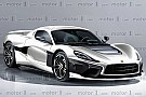 Automotive Porsche and Rimac's electric hypercar imagined in new rendering