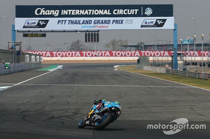 Michelin rancang ban baru untuk MotoGP Thailand
