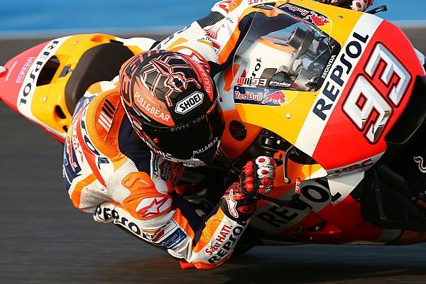 MotoGP Laporan tes Tes Thailand: Marquez dominan, Rossi posisi ke-14