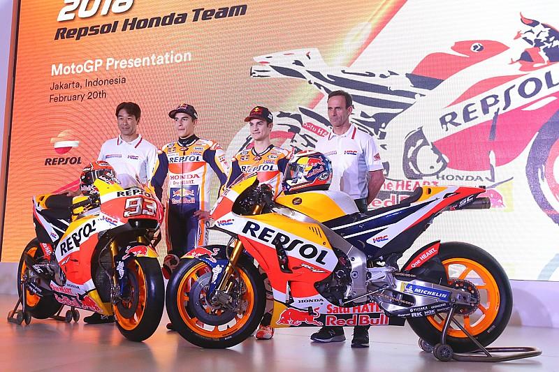 Honda lanjutkan kerja sama dengan Repsol hingga 2020