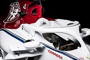 Formule 1 Special feature Vergelijk de nieuwe Sauber C37 met de 2017-spec