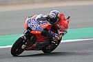 MotoGP FP1 MotoGP Qatar: Dovizioso ungguli Rossi, Marquez ketiga
